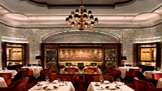 The St. Regis New York - Main Dining Room