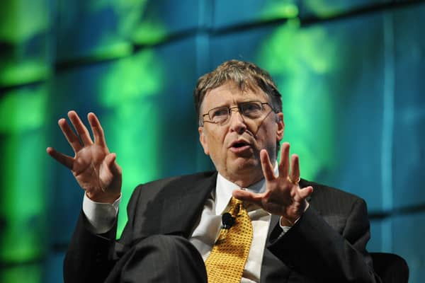 The story of Bill Gates, arguably Harvard's most famous dropout before Mark Zuckerberg came along, by now is legend: According to the company's official history, a scrawny computer geek in 1975 bailed on the Ivy League to form a software company that helped change the world. The result was a slew of people and products that are now household names across the globe: Paul Allen, Steve Ballmer, Windows, Internet Explorer and so on. When the 2010 fiscal year came to a close last June, Microsoft boas