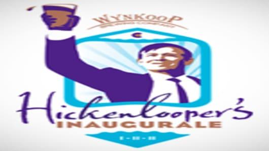 Wyncoop Hickenlooper's Inaugarale Logo