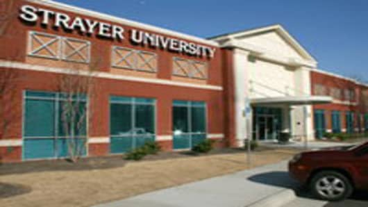 Strayer University in North Carolina