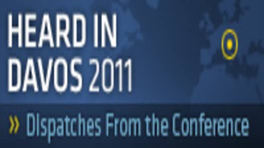 Heard in Davos 2011 - Dispatches From The Conference