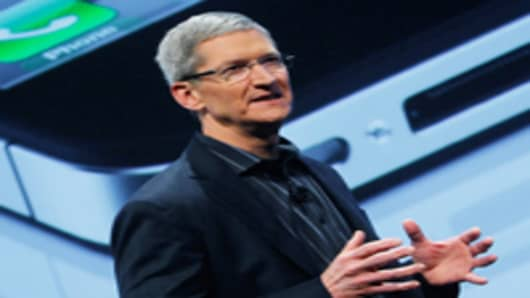 Tim Cook, Apple Chief Operating Officer