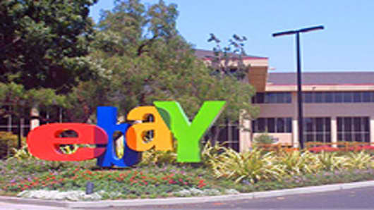 eBay headquarters in San Jose, California.