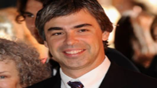 Larry Page, Founder of Google