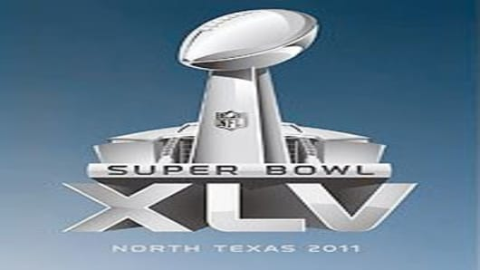 Superbowl XLV Logo