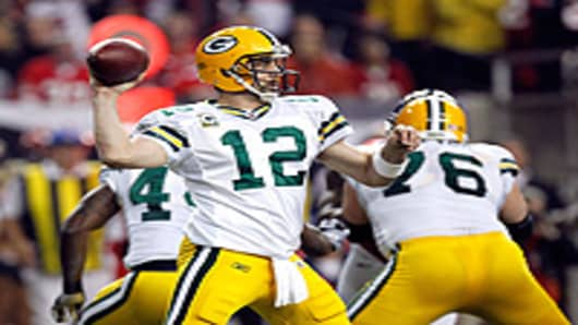 wholesale dealer fe48b eddd4 Packers' Aaron Rodgers Continues To Lead NFL Jersey Sales ...