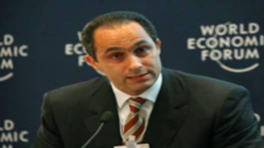 Gamal Mubaraks