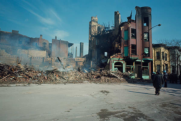Ss Americas Most Destructive Riots Chicago Desirable Start Ups Work Germany