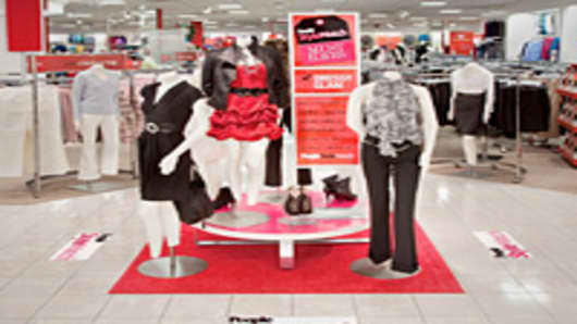 J.C. Penney's People Style watch displays
