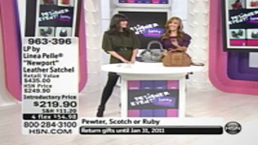 Lucky Magazine on HSN