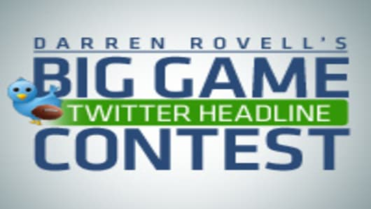 Darren Rovell's Big Game Twitter Headline Contest