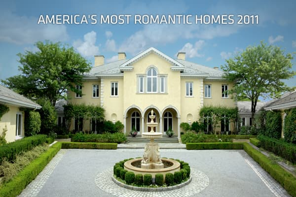 During the Valentine's Day season, Americans everywhere feel a bit more romantic. While lovers clamor to purchase gifts for a significant other, some see the ambience of their environment as the biggest component of the holiday. How better to achieve the perfect atmosphere than in a perfectly romantic home. Recently, a real - estate listing website, surveyed realtors across the U.S. and ranked America's 10 most romantic homes for sale, based upon the impressiveness of the home as well as easy ac