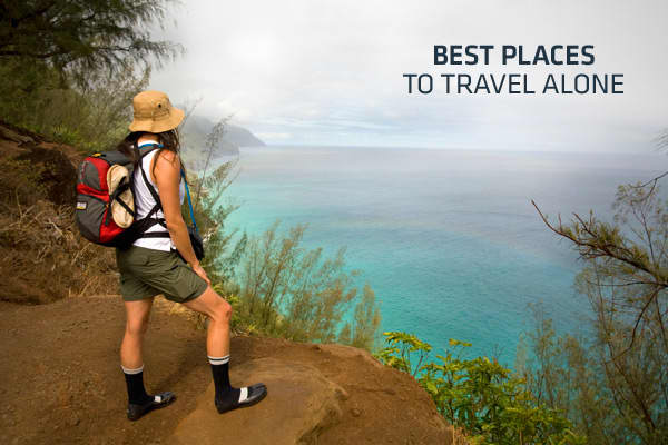 Best Places To Travel Alone Traveling Can Be Just As Rewarding If Not More Than With A