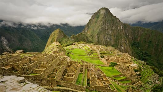 Peru offers a great combo for single travelers: Rich history and culture, with great food and a diverse landscape – from desert to mountains and rainforest. And there's something for everyone, Lonely Planet reports, from ancient ruins to neon-lit discos!  One of the top hiking trails in the world is the Inca Trail in the Andes Mountains from Cusco to Machu Picchu. Past visitors say the trek makes you feel like you are discovering these ancient ruins for the first time. You can do it in four days