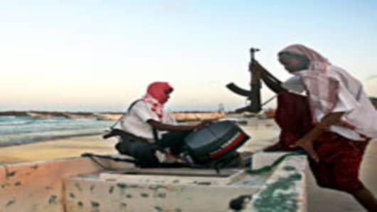 Somali Pirates