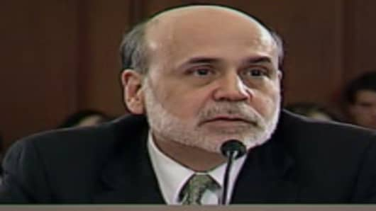 Fed Chief Ben Bernanke Testifies to House Budget Committee