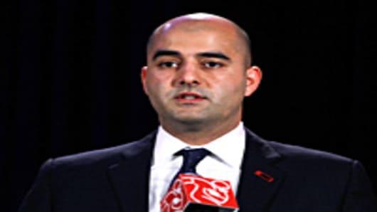 Assistant Executive Director of External Affairs George Atallah