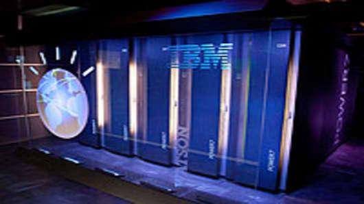 IBM's 'Watson' computing system.