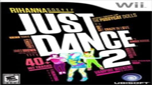 Just Dance 2 Wii