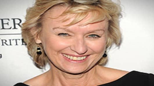 Tina Brown, Co-founder and Editor-in-Chief of The Daily Beast.