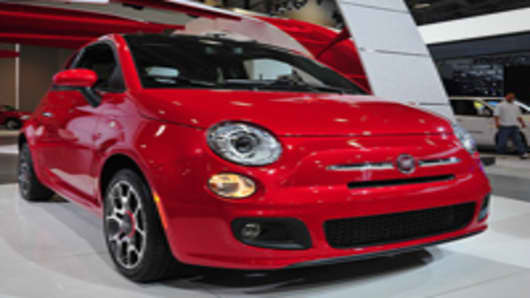 Fiat Starts Taking Orders Can It Win Big With The Small 500