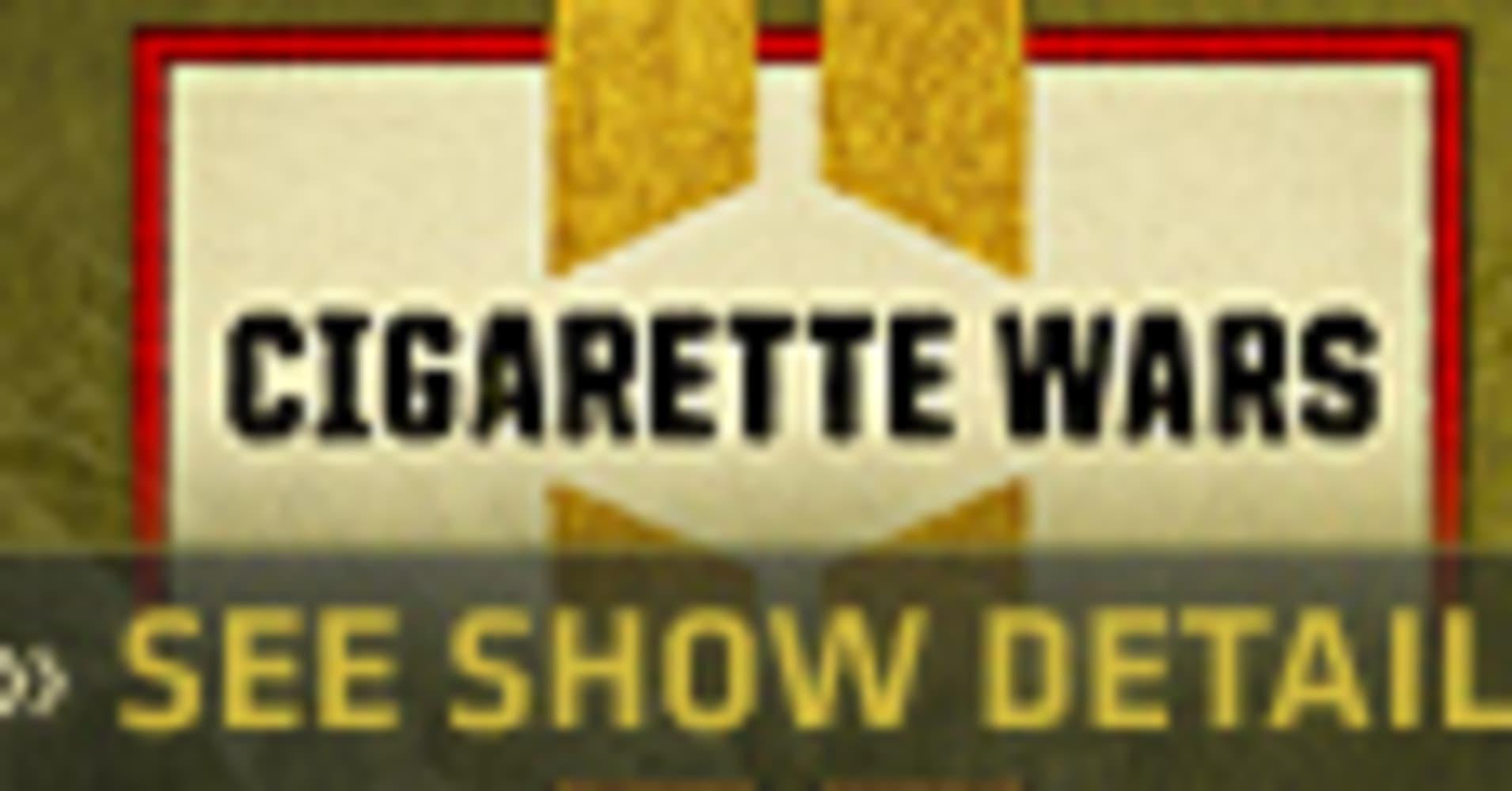 Liverpool airport duty free cigarettes Marlboro