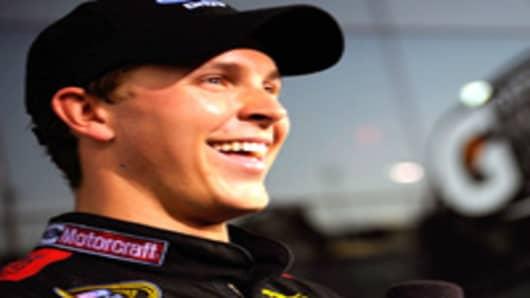 Daytona 500 winner: Trevor Bayne
