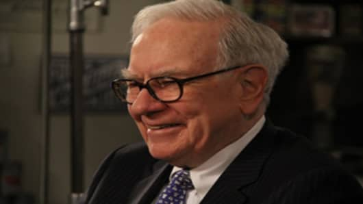 Warren Buffett appearing live on CNBC's Squawk Box, March 2, 2011