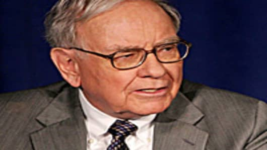 Berkshire Hathaway CEO Warren Buffett