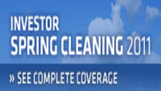 CNBC Investor Spring Cleaning - See Complete Coverage