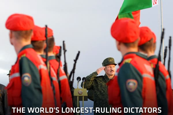 With civil unrest spreading from the Middle East to other countries around the world with the help of social networking, it seems that no authoritarian ruler is safe. With this in mind, the question is who's next? The sudden disintegration of the multi-decade rule of leaders like Hosni Mubarak suggests that other long-standing dictators could go.Although Venezuela's Hugo Chavez and North Korea's Kim Jong Il draw the world's attention, the list of rulers considered to be dictators is a long one.A
