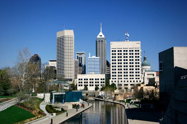 Indianapolis made the list because of its high crime rate and high air pollution, according to . The weather doesn't help: summers are hot and the winters are freezing. Indianapolis is one of America's most affordable cities. The unemployment rate has dropped to 8.4 percent from 9.1 percent last August. The housing market is stable, Sperling notes. Plus, there is a lot of art and culture, several sports teams and it's home to several major universities including Ball State, Butler and Purdue. I