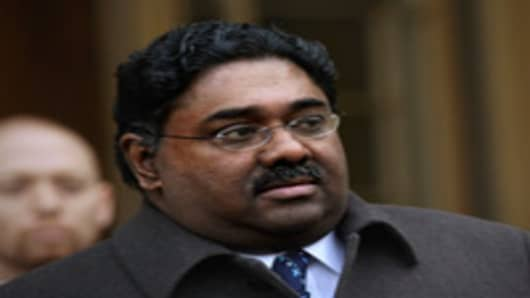 Caught on Tape: Rajaratnam's Brother Says 'We're (Expletive