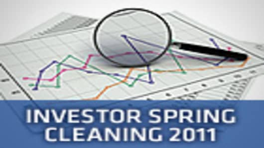 CNBC Investor Spring Cleaning 2011