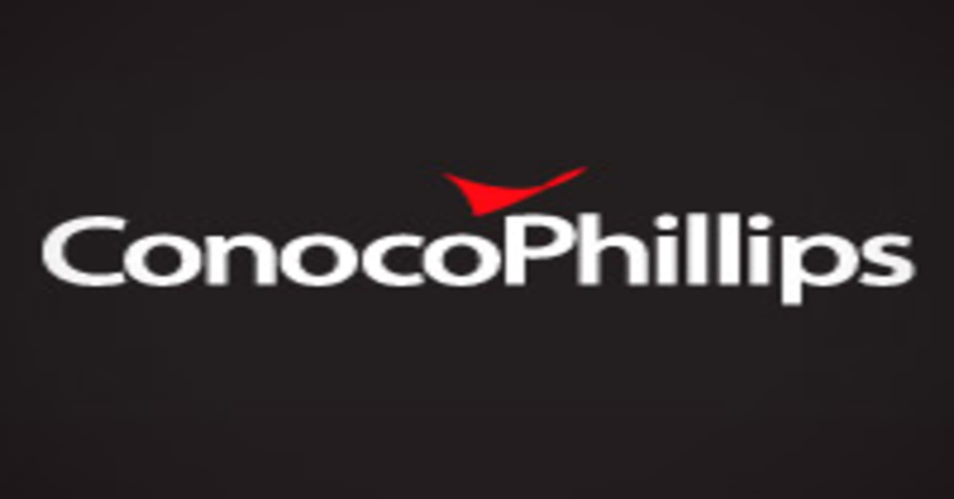 Oil Giant Conocophillips To Split In Two Ceo To Retire