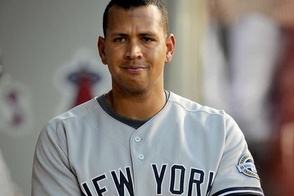 Team: New York YankeesHe's the most polarizing figure in the game, but there's enough love of A-Rod in New York to sneak No. 13 into the Top 10 jersey list. Rodriguez certainly helped himself by finally having a strong postseason in 2009 and picking up his first World Series ring. For all the trash talk about him, he has hit 30 home runs and 100 RBI every year since 1998.