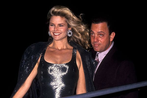 Divorced: 4 timesChristie Brinkley's career as a model was marked by record-breaking success. She was the first person ever to appear three times in a row on the cover of the Sports Illustrated Swimsuit Issue, and according to her official website, her contract with cosmetics giant CoverGirl was the longest in history. She then turned her success as a model into wise real estate investments, which Newsday estimated to be worth $80 million. Brinkley was first married to French artist Jean-Françoi