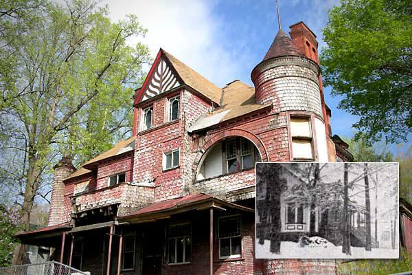 42362401 SS Endangered Historic Mansions Braemar Cottage Cresson