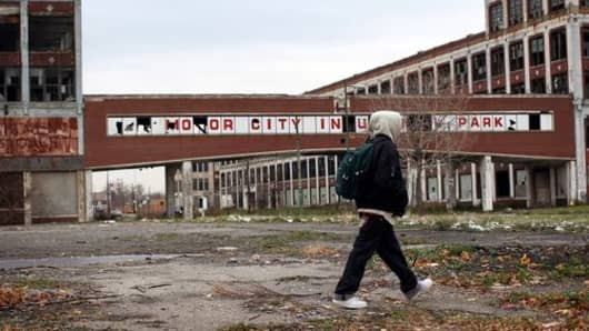 Detroit - The Motor City