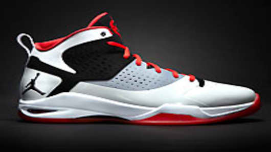 83cbd28802168f Dwyane Wade Gets His First Jordan Signature Shoe