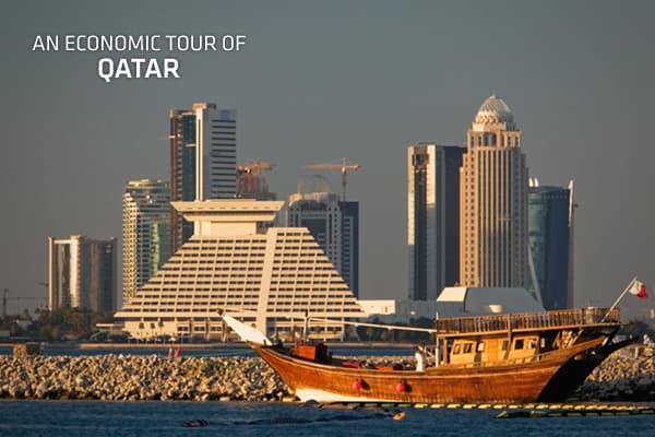 Qatar, an emirate that is slightly smaller in land size than Connecticut, has leapt onto the global economic scene with its vast natural resources, wealth, and relative stability. Ruled by Emir Hamad bin Khalifa Al Thani since 1996, it's one of the fastest growing economies in the world, growing by 19.4% in 2010 alone. Executives from several of Qatar's major corporations as well as government leaders will convene at the Waldorf Astoria in New York City April 6-7, 2011, for the Business & Invest
