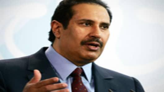 Qatari Prime Minister Sheikh Hamad