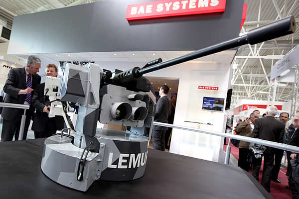 Contracted in 2010: $6.6 billion Total 2010 revenue: $36.69 billion Contracted in 2011, so far: $1.3 billion BAE Systems, the 10th largest recipient of U.S. Government contracts is a British multinational defense, security, and aerospace company that is headquartered in Farnborough, UK. According to USASpending.gov, the company was awarded $6.6 billion in U.S. Government contracts in 2010 and has already been awarded $1.3 billion so far in 2011. The Department of Defense is responsible for BAE's