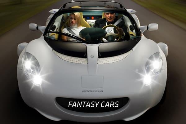Fantasy Cars