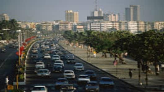 Bombay Traffic