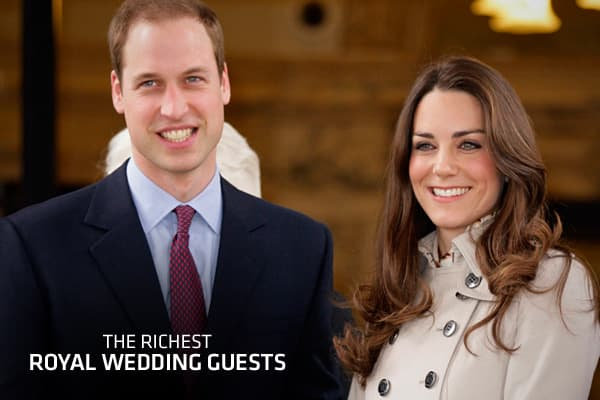 "On April 29, 2011, millions of people across the world will watch Prince William wed his long term girlfriend and college sweetheart, Kate Middleton at Westminster Abbey in London. William and Catherine (as she will be known officially ) have urged that the ceremony reflects these recessionary times and avoids being overly ""lavish , "" but with a guest list boasting royalty, oligarchs and celebrities, their nuptials will be celebrated by some of the wealthiest people in the world - for whom being"