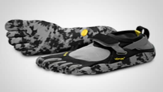 Vibram Five Fingers KSO in Camo