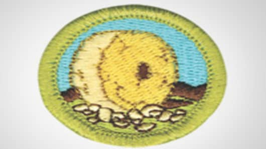 Scouts Inventing Badge
