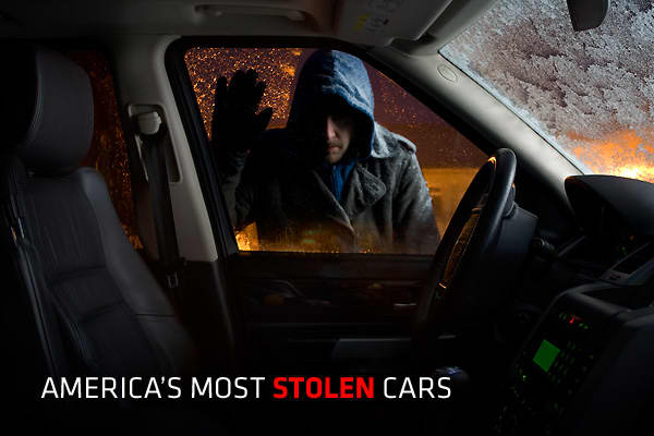 Roughly 800,000 to one million cars are stolen in America every single year. Many of the same models are on the list every year but it's not just because they're the most popular vehicles.It's primarily because they have parts that don't change much from year to year – and most cars are stolen for the parts, not to drive around, explained Geoff Keah, a special investigator for  So, thieves who steal a 1994 model, for example, could sell the parts to use in models for 1995, 1996, etc.That's why y