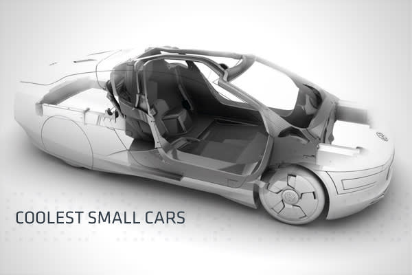 coolest small cars